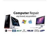 PC Laptop & Apple Mac Repair Fix Service - Local, honest, independent