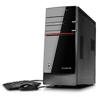 HP Pavilion a8 1050z AMD FX 8100 2.8GHz 8GB 1TB Uniway Computer