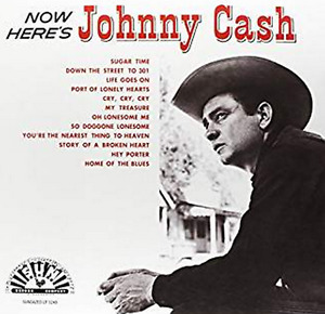 Sealed Vinyl: Johnny Cash