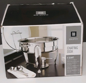 Chafing dishes brand new $80 each