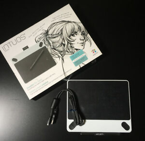 Wacom Intuos Draw Graphic Tablet