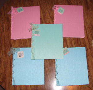 6 New Scrapbooking Books / Fiscars Embosser with Stencils