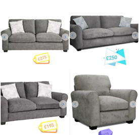 Tammy Sofa Settees Single £125. 2 seater £175. 3 seater £225. RBW Clea