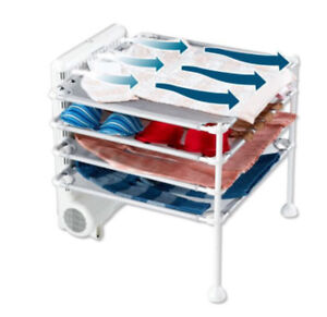 Hamilton Beach Electric 4 Shelf Drying Station