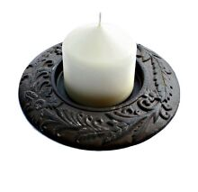Cast Iron Candle Holder Fern Plate Penrith Penrith Area Preview