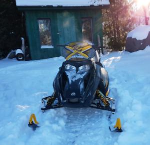 Parts sled