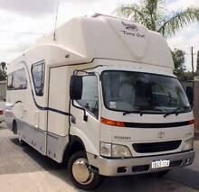 2002 Toyota Dyna 6500 Diesel Turbo Cannington Canning Area Preview