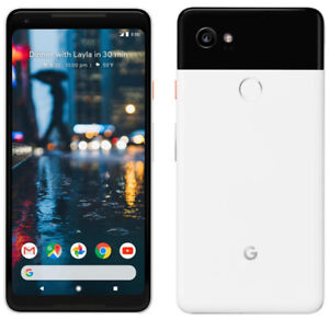 Google Pixel 2 XL (128GB White and Black) BRAND NEW!