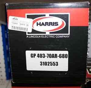 FLOWMETER CGA680 <5500PSI GP403-72