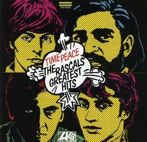 The Young Rascals vinyl record album GREATEST HITS classic rock