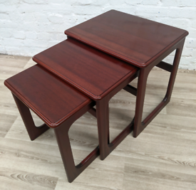 McIntosh Nest Of Tables (DELIVERY AVAILABLE)