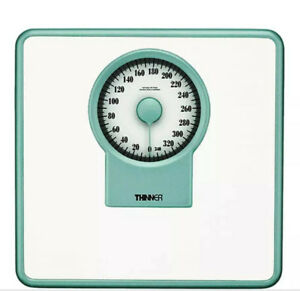 BRAND NEW Large Rotating Dial Precision Bathroom Scale