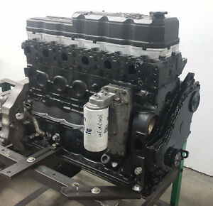 5.9 Dodge Cummins Rebuilt Engine Long Block