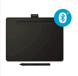 Wacom one intuos Bluetooth graphic tablet