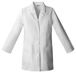 Scrubs-Dickies-Womens-32-Lab-Coat-White-84400-Buy-3-Ship-6