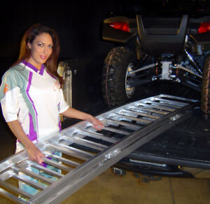 Revarc Trifold Ramps- Fast,Easy,Safe Way to Load Your ATV/UTV