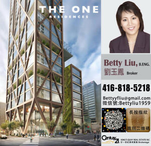 The one Condo @ Yonge & Bloor -- Register NOW for VIP Access