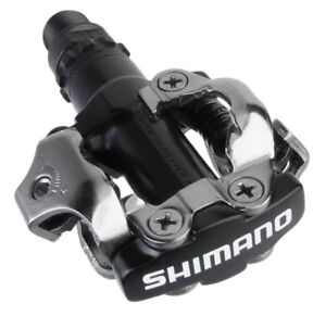 Shimano SPD M520 Pedals (w/ cleats)