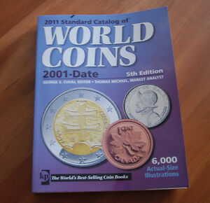 2011 STANDARD CATALOG OF WORLD COINS 2001-DATE (2009) Kitchener / Waterloo Kitchener Area image 1