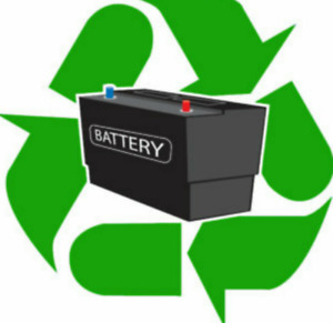 Free battery and scrap pickup in Port Colborne and nearby