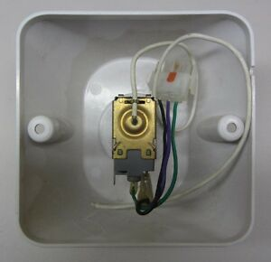 Freezer Thermostat WPF33A
