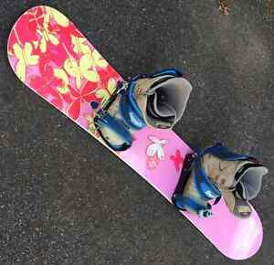 Board, Bindings and Boots combined