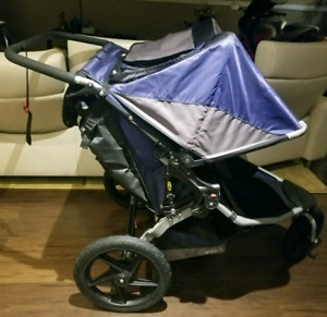 Bob duallie Revolution double stroller, excellent condition