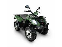 Kymco MXU 150cc 2 Wheel Drive ATV Quad - Fully Auto - Road Legal! In Stock!