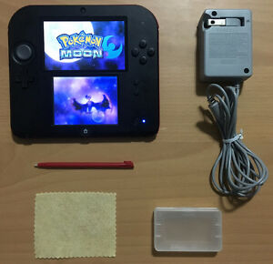 Nintendo 2DS + With Tons of 3DS Games_Pokemon SUN & MOON l...