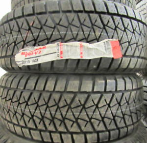 Bridgestone Blizzak DM-V2  Tires 19 INCH in size (2Tires)(P245/5