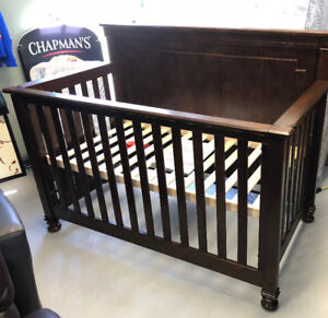 New Caramia Belgian Convertible Crib