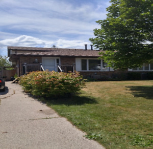 Furnished Home in Bright's Grove Sarnia All Utilities included!