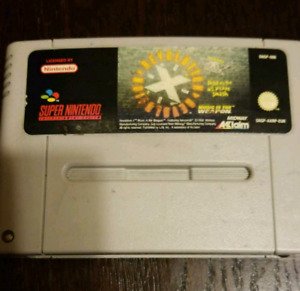 X revolution snes super Nintendo