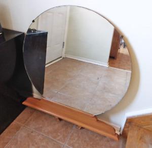 Headboard Mirror
