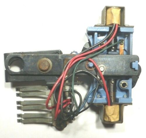 ROCK-OLA 459 JUKEBOX part:  Tested & Working  READ-OUT  CARRIAGE ASSEMBLY