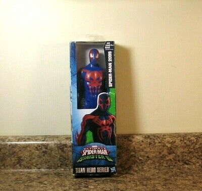 "Spider-Man 2099 12"" Action Figure Marvel Titan Hero Series NEW"