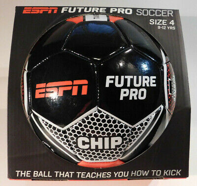 3129f279e ESPN Future Pro Soccer Ball - Size 4 - 9-12 Years old - NEW - Training Ball