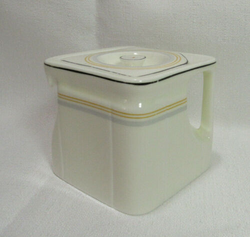 Foley Bone China Stoniers England CUNARD STEAMSHIP COMPANY Individual Teapot Lid