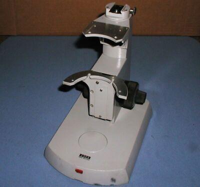 Zeiss Invertoskop Inverted Microscope Stageobjectivenosepiece Base Platform