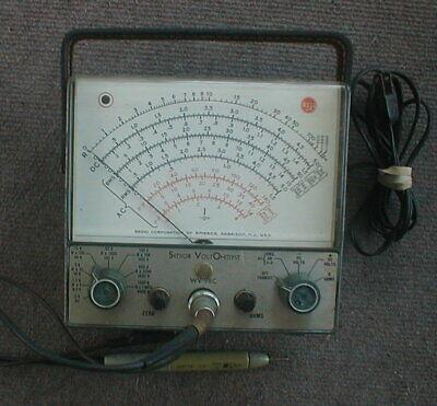 RCA WV-98C VTVM- tested good