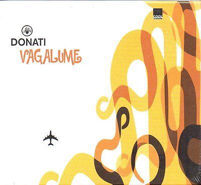DONATI - VAGALUME - CD (NUOVO SIGILLATO) comprar usado  Enviando para Brazil