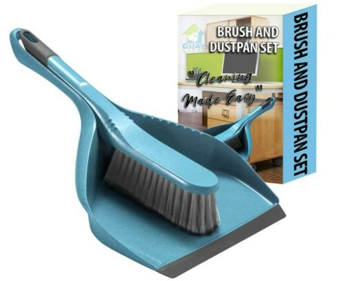 Clean Brush and Dustpan Set Heavy Duty Cleaning Tool Kit