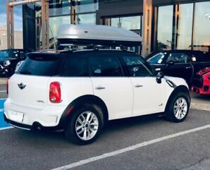 Mini Cooper Countryman S all 4 2011