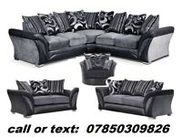 THIS WEEK ONLY 3 + 2 OR CORNER BRAND NEW SOFA FAST DELIVERY SOFAS