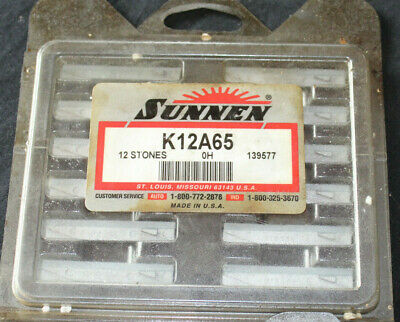 Sunnen Honing Stones K12-a65 Nos Machine Shop Find Buy More Save More Look