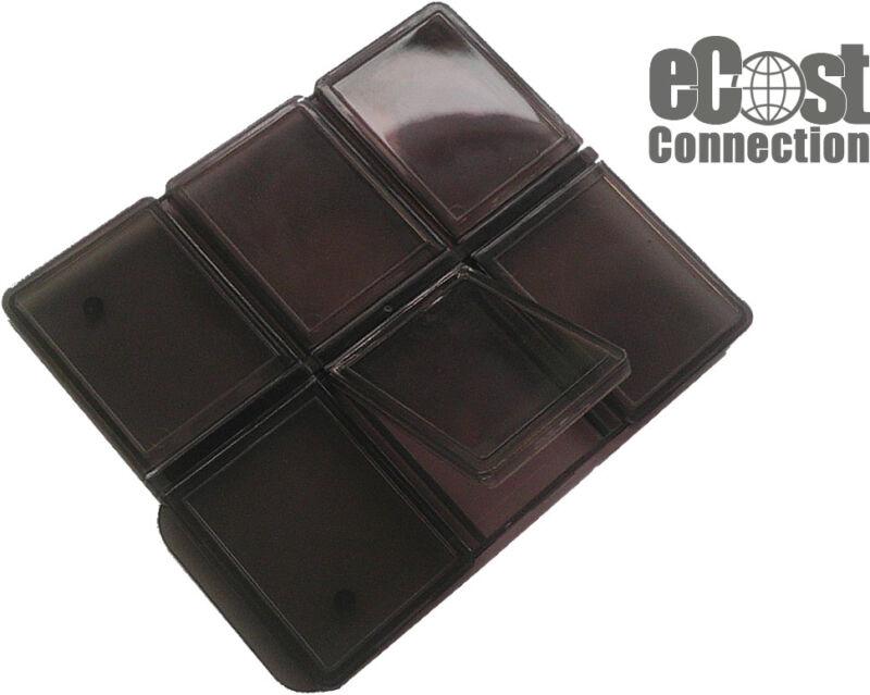 6 Piece SD/SDHC Memory Card Holder for DSLR Cameras