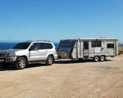 Coromal Seka 600 caravan Launceston Launceston Area Preview
