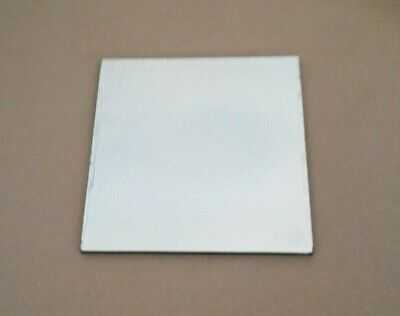 7-38 X 7-78 X 0.23 First Front Surface Glass Mirror