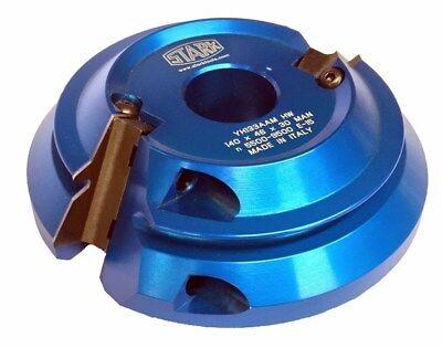 140 Dia X 46mm X 1.14 - 45 Mitre Joint Cutter Head - Cmt Wadkin Jet Scm Felder
