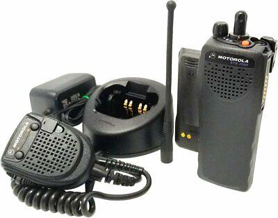 Motorola Astro Xts2500 P25 Digital Radio 7800mhz Impres Smartzone H46ucc9pw5an